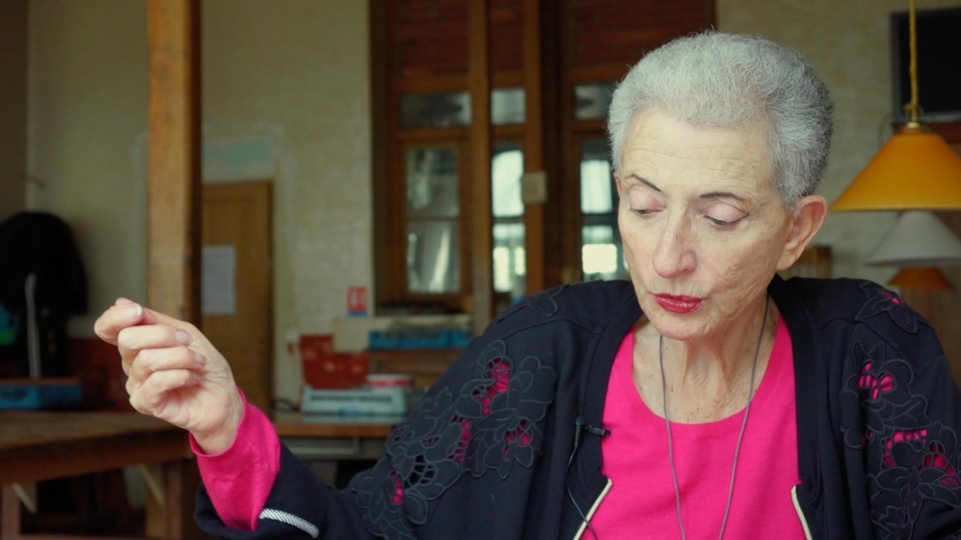 """Vidéo Hélène Cixous, """"Une chambre en Inde"""" / Les héros de """"l'impossible"""" ?"""