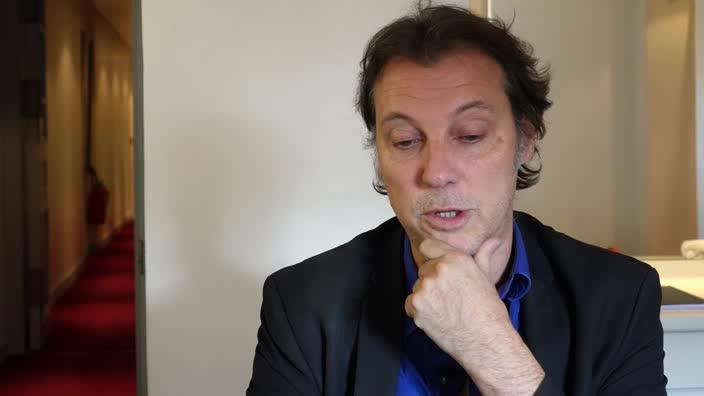 "Vidéo Yann-Joël Colin, ""Violences"" de D.-G. Gabily"""