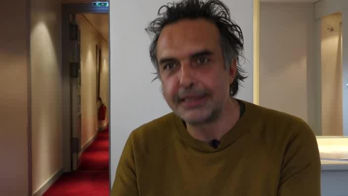 """Vidéo Nicolas Bouchaud, """"Gibiers du temps"""" 2/2"""