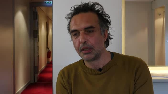 """Vidéo Nicolas Bouchaud, """"Gibiers du temps"""" 1/2"""