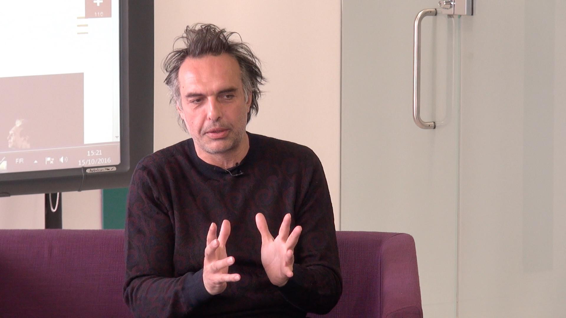 """Vidéo Nicolas Bouchaud, """"Dom Juan"""", les ajouts au texte..."""