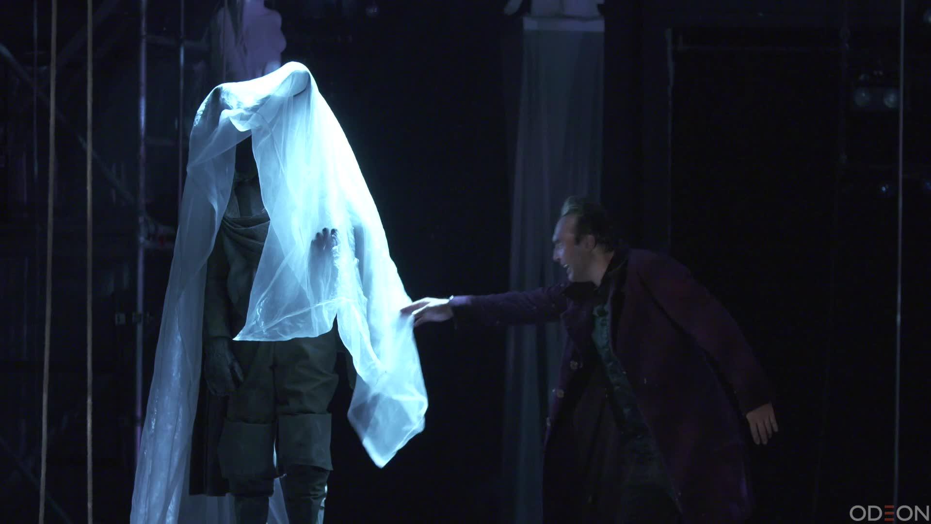"""Vidéo """"Dom Juan"""", mise en scène Jean-François Sivadier, extraits"""