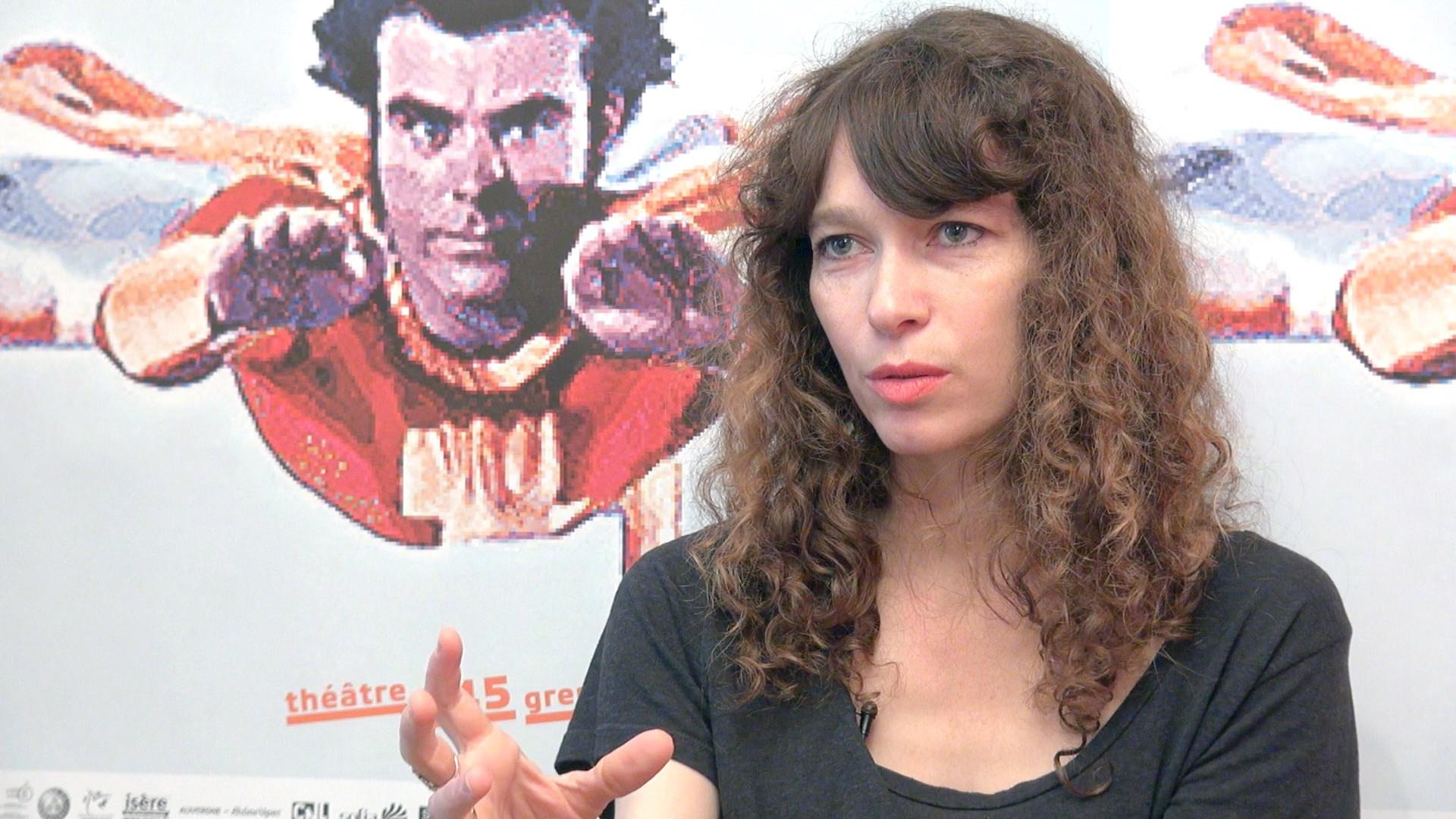 Image de la vidéo Emmanuelle Destremau / Le contexte menant à l'écriture