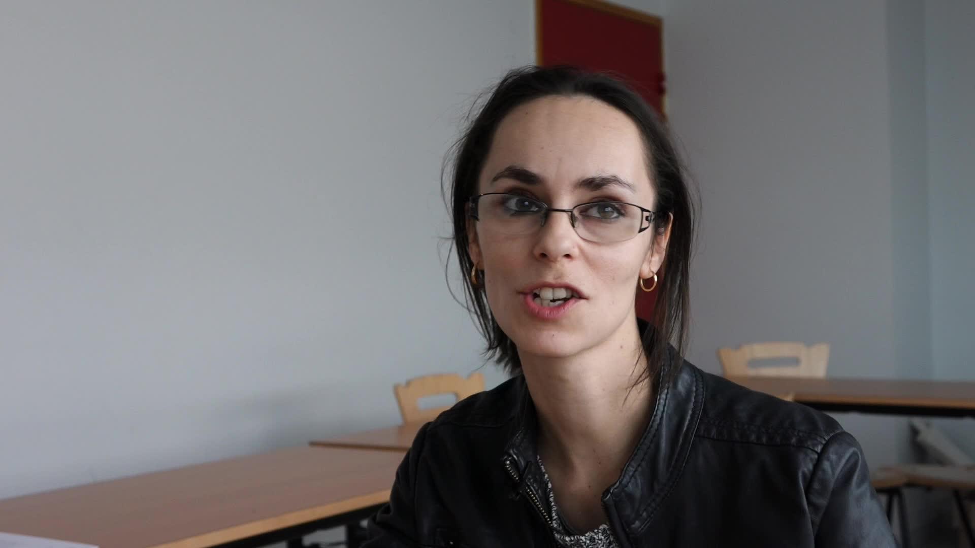 Questions à Maryline Mattei