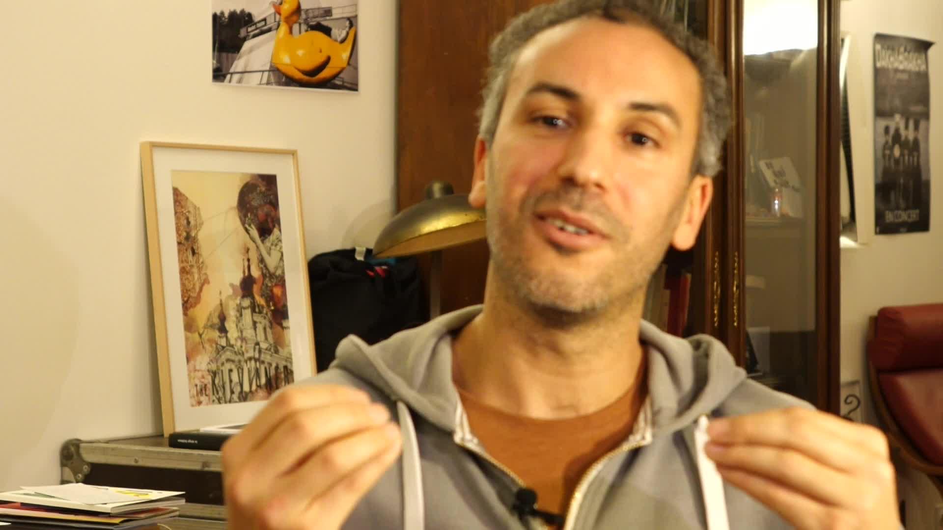 Image de la vidéo Mohamed El Khatib,
