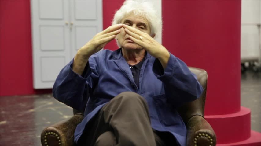 """Vidéo """"Le Temps et la Chambre"""" - Entretien avec Alain Françon (1/3)"""