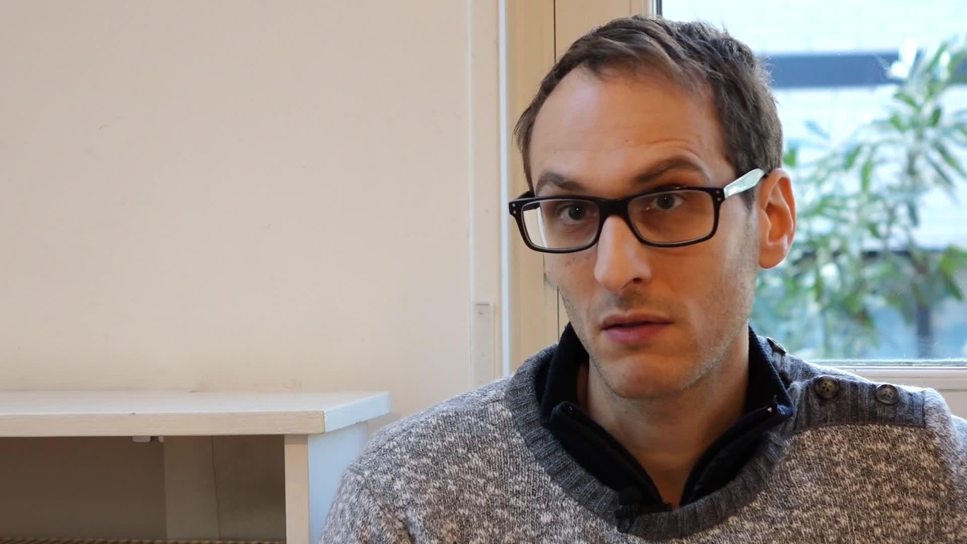 Image de la vidéo Jérémie Fabre,