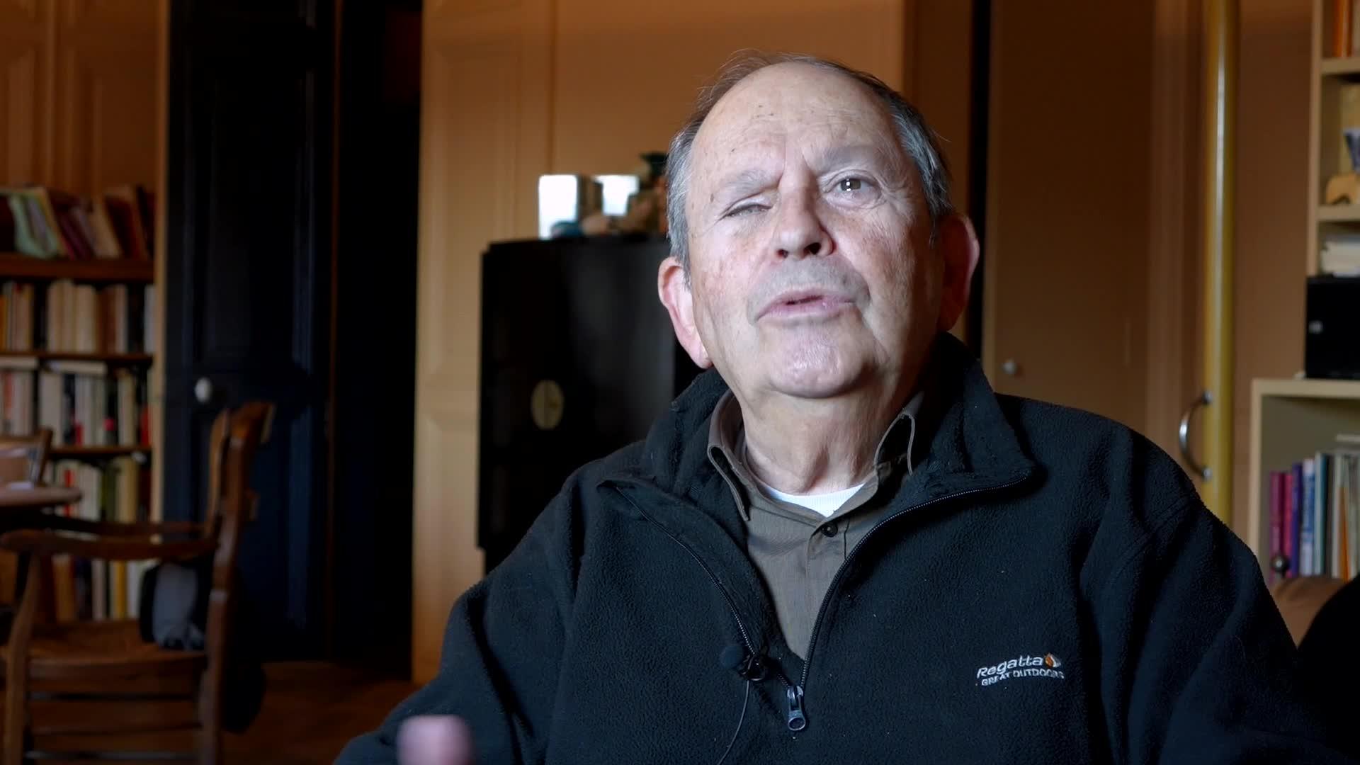 Questions  à Jean-Claude Grumberg
