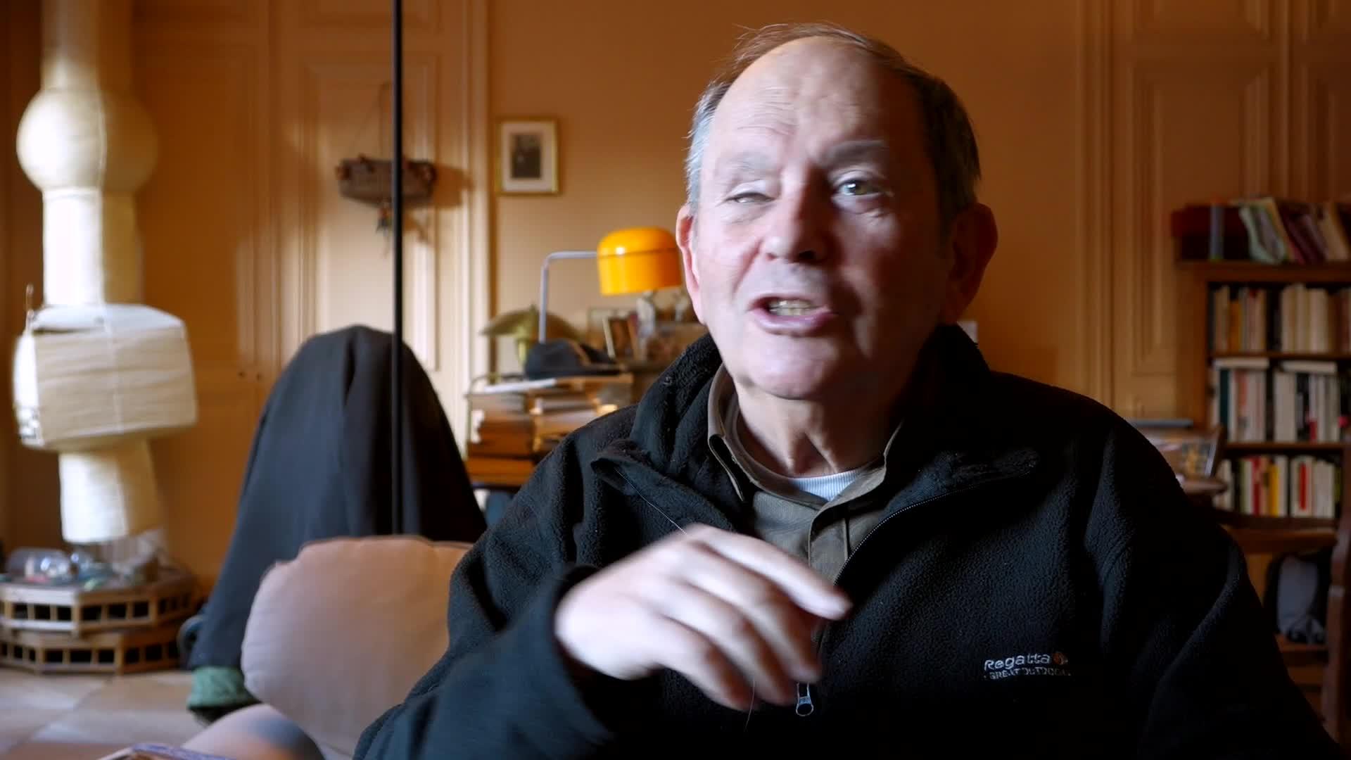 Image de la vidéo Jean-Claude Grumberg,