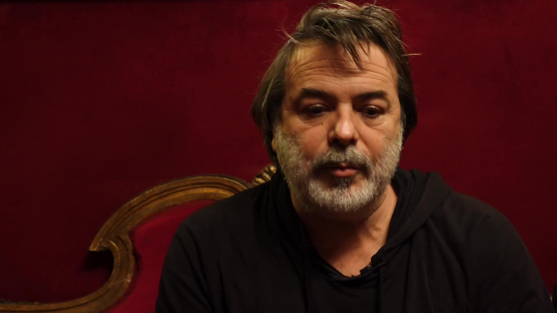Image de la vidéo Xavier Durringer,