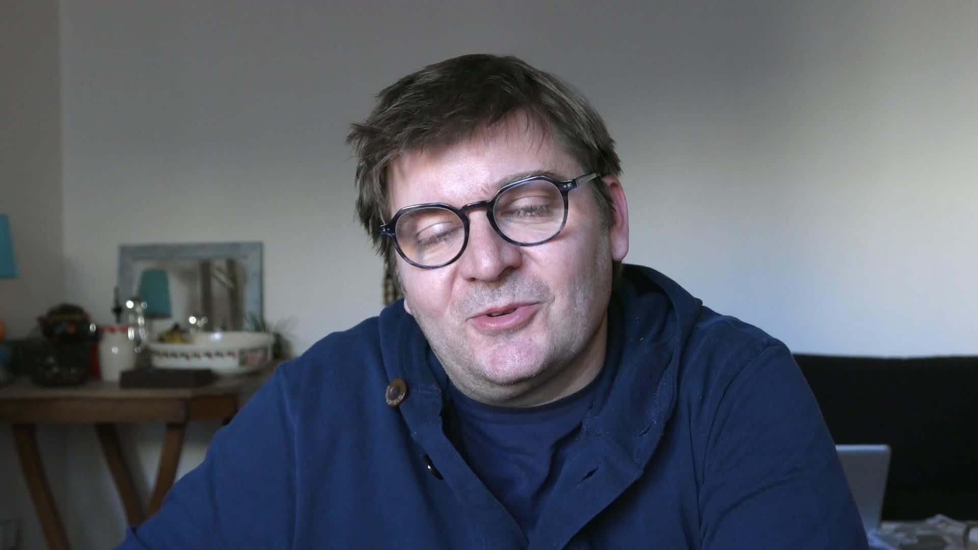 """Sylvain Levey, """"La découverte du théâtre"""""""