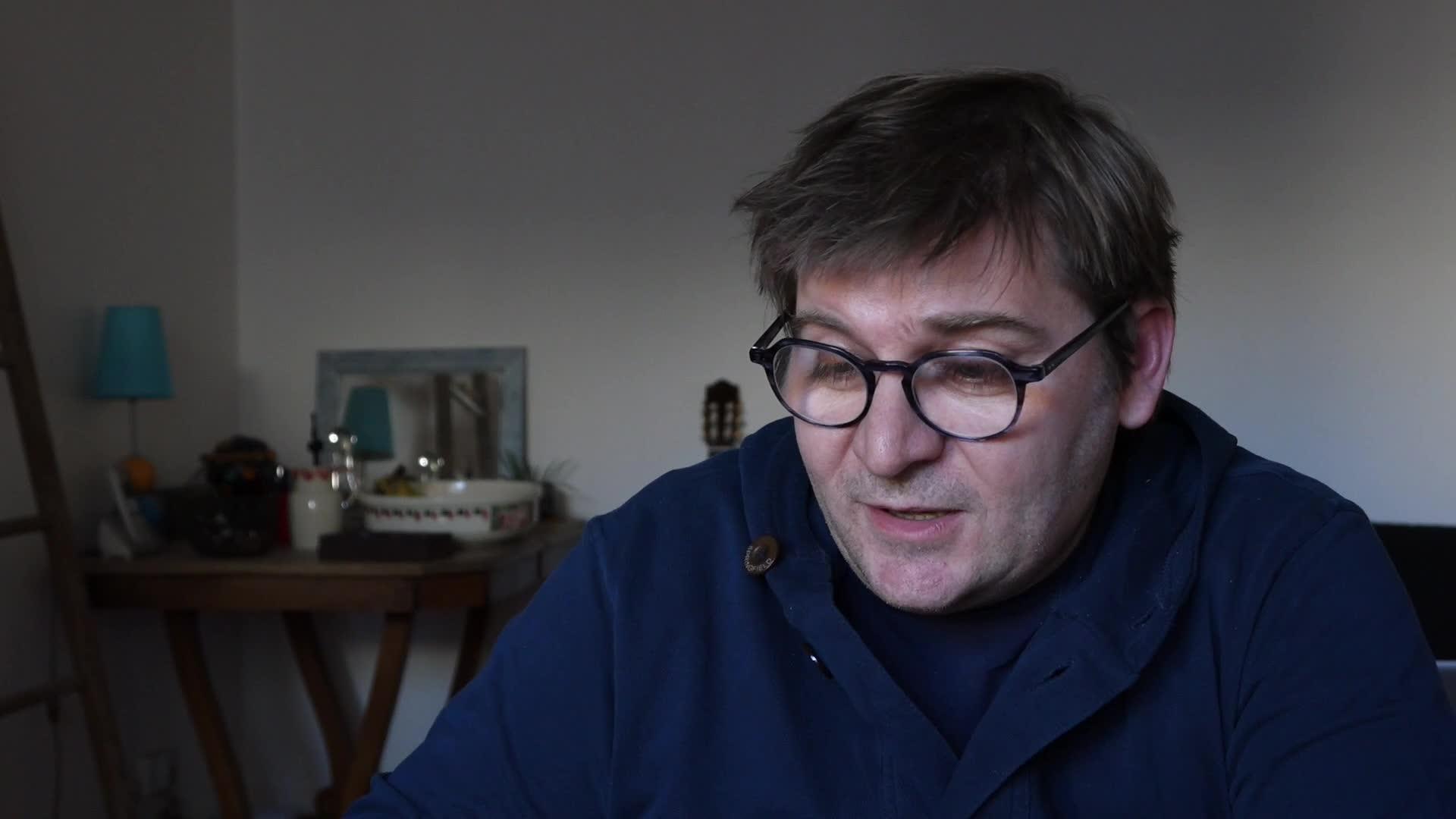 Image de la vidéo Sylvain Levey,