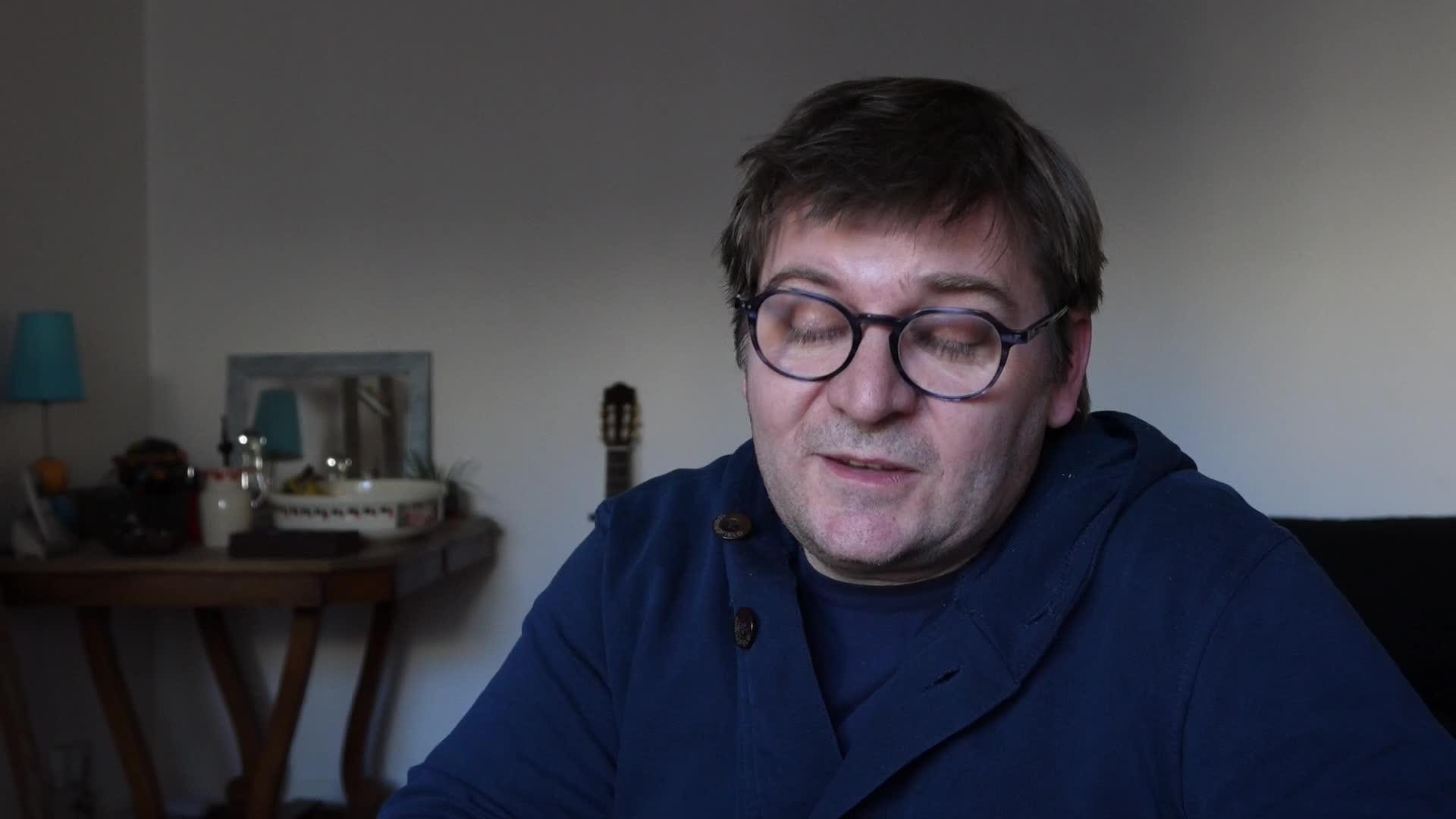 Questions à Sylvain Levey