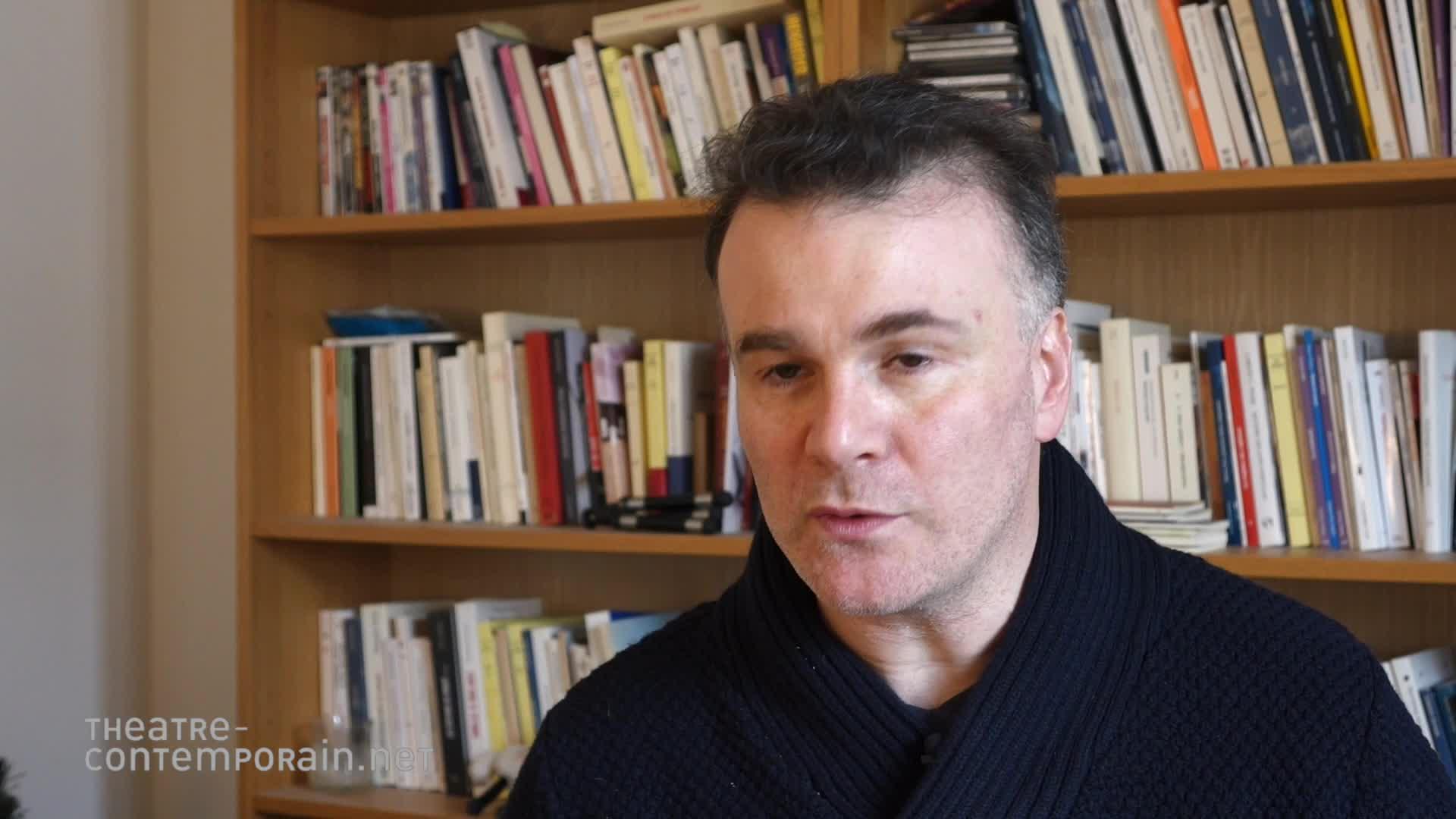 Questions à Laurent Cottel