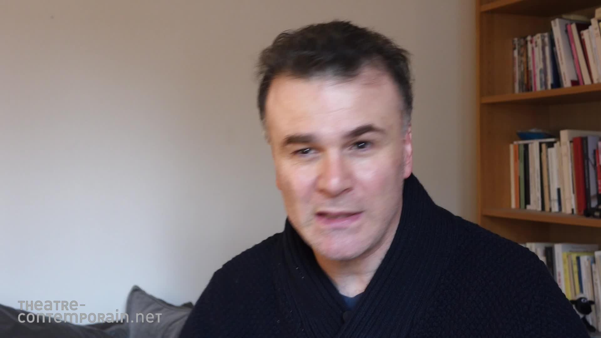 Image de la vidéo Laurent Cottel,