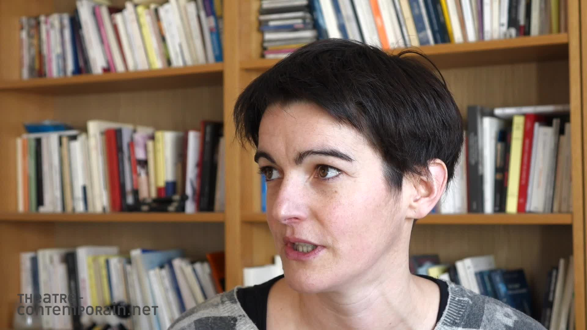 """Marie Dilasser, """"La découverte du théâtre"""""""