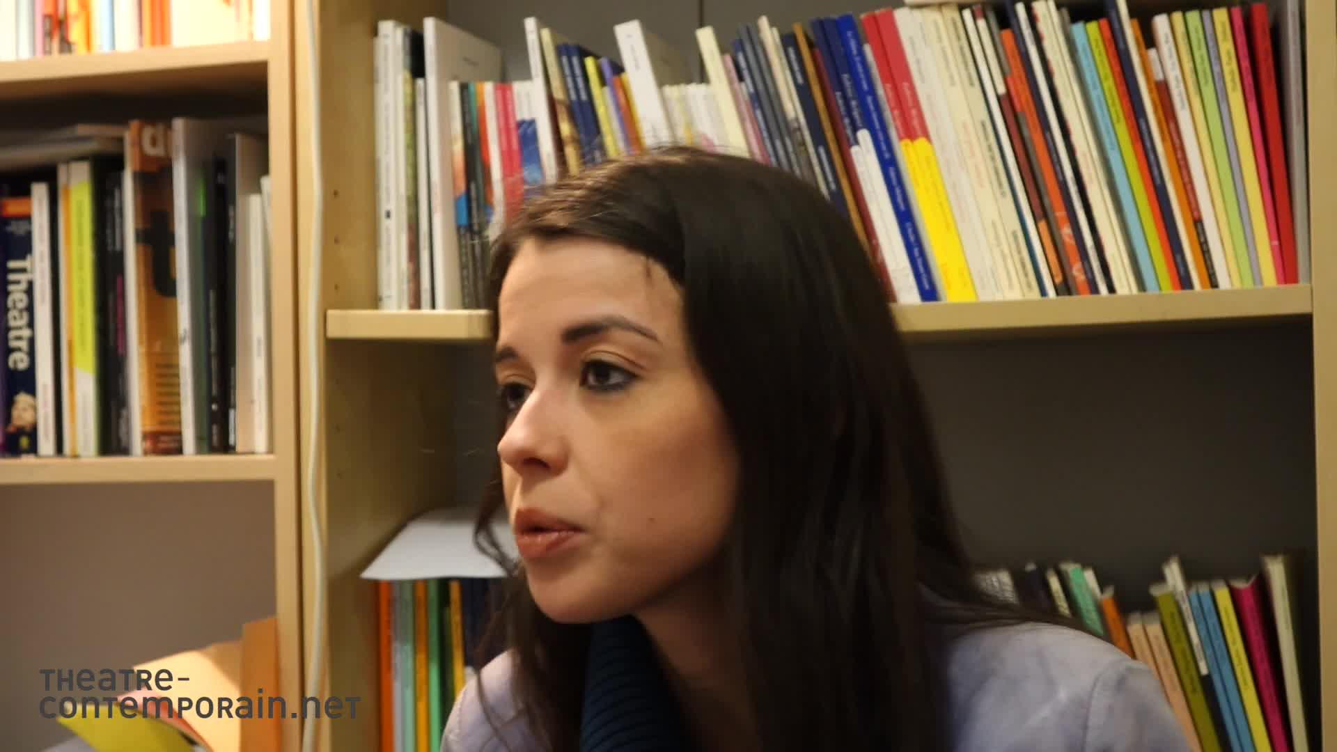 Questions à Céline Delbecq