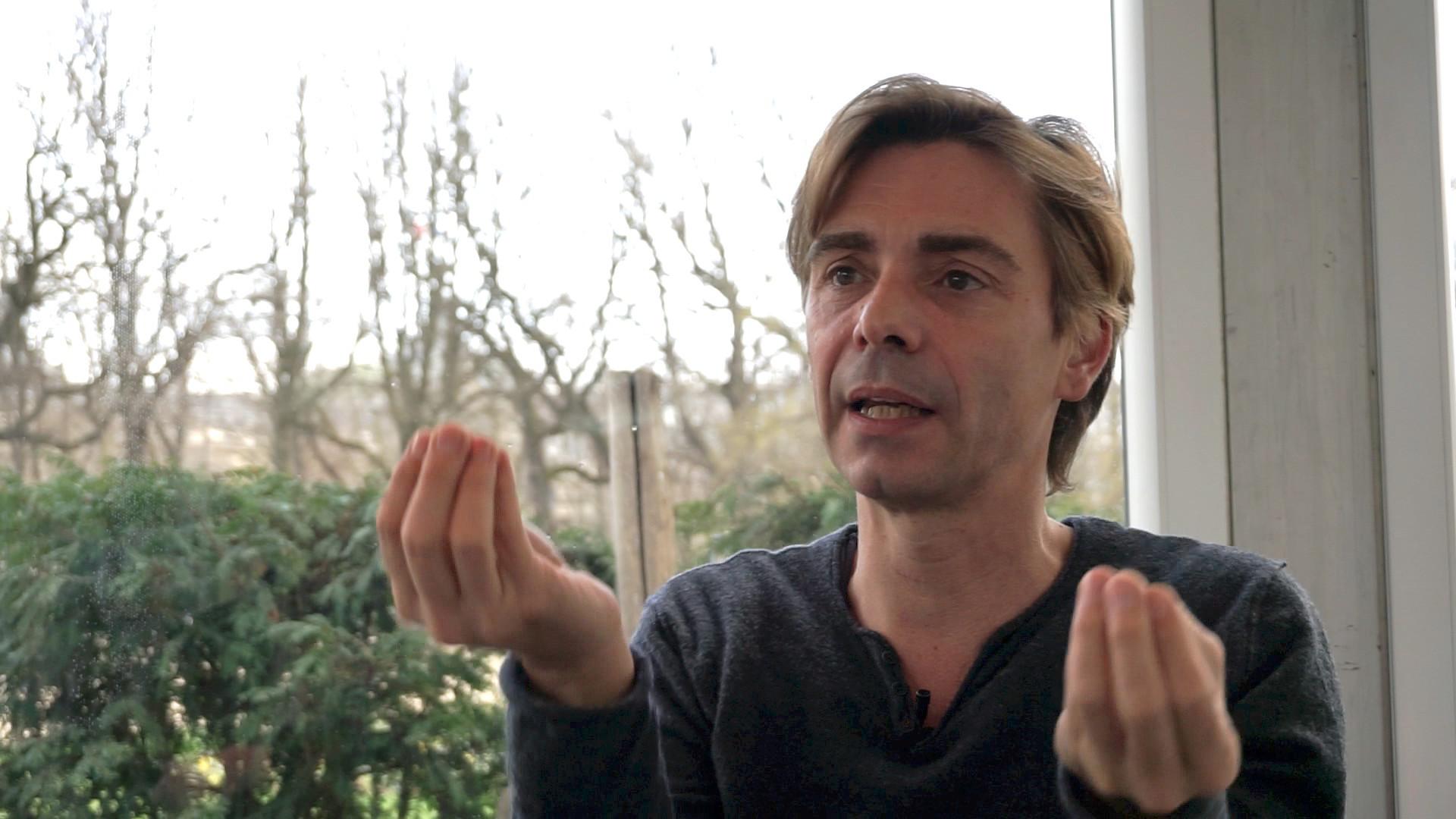"""Vidéo """"L'état de siège"""" m.e.s. E. Demarcy-Mota / La mise en scène"""