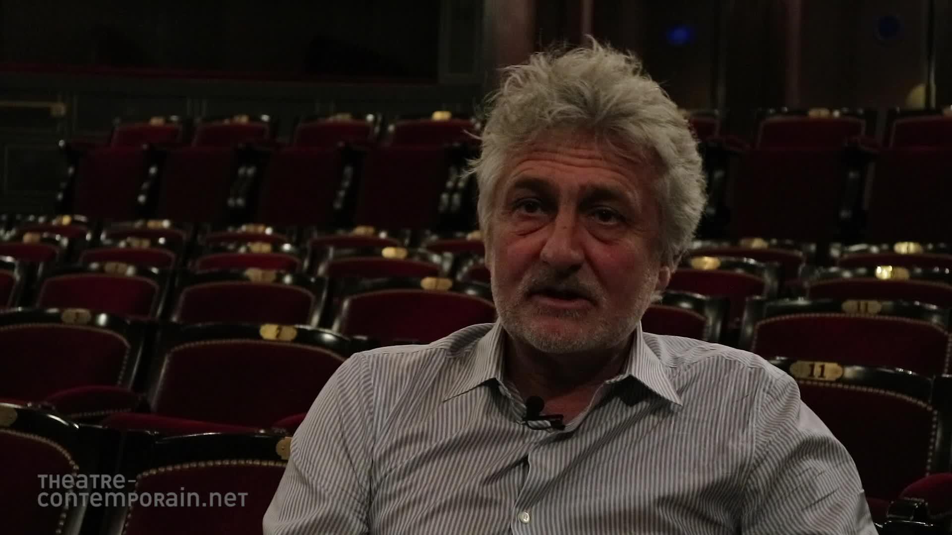 Questions à François Cervantès