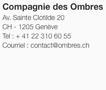 Photo de Compagnie des Ombres