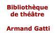 Photo de Prix de la Bibliothèque Armand Gatti