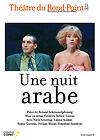 Couverture du dvd de Une nuit arabe