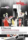 Couverture du dvd de L'Orestie