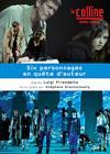 Couverture du dvd de Six personnages en quête d'auteur