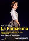 Couverture du dvd de La Parisienne