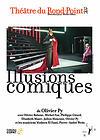 Couverture du dvd de Illusions comiques