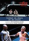 Couverture du dvd de Combat de nègre et de chiens
