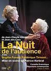 Couverture du dvd de La Nuit de l'audience