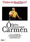 Couverture du dvd de Ô Carmen