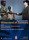 Couverture du dvd de Mitterrand et Sankara