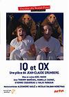 Couverture du dvd de Iq et Ox