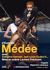 Couverture du dvd de Médée
