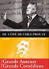 Couverture du dvd de Du côté de chez Proust