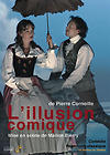 Couverture du dvd de L'Illusion comique