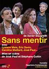 Couverture du dvd de Sans Mentir