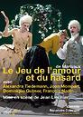 Couverture du dvd de Le Jeu de l'amour et du hasard