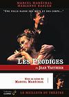 Couverture du dvd de Les Prodiges
