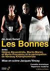 Couverture du dvd de Les Bonnes