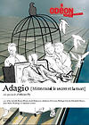 Couverture du dvd de Adagio [Mitterrand, le secret et la mort]