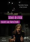 """Couverture du dvd de """"Acteurs de cristal"""", rencontre avec Valérie Dréville"""