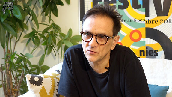 """Vidéo Roland Auzet pour """"Écoutez nos défaites END"""""""
