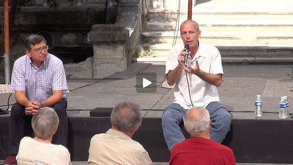"""Vidéo Dialogue artistes-spectateurs sur """"la République de Platon"""""""