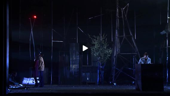 """Vidéo blitztheatregroup - """"6 A.M. How to disappear completely"""" - Extrait"""