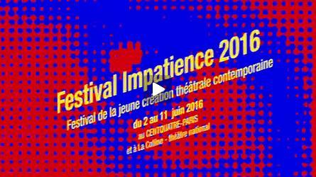 Festival Impatience : les 8 spectacles retenus