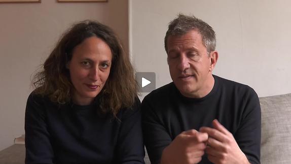 """Vidéo """"M, comme Méliès"""" - Entretien avec Elise Vigier & Marcial Di Fonzo Bo (1/2)"""