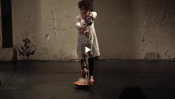 """Vidéo """"La Foule Divinatoire des Rêves"""" de Catherine Gil Alcala"""